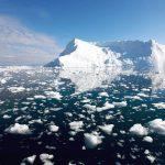 La pérdida de hielo marino disminuye efectos cambio climático