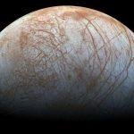 La luna de Júpiter, Europa, puede albergar vida